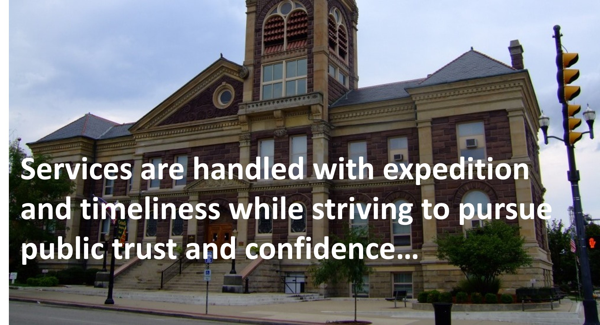 Pickaway County Probate & Juvenile Court   Serving All of